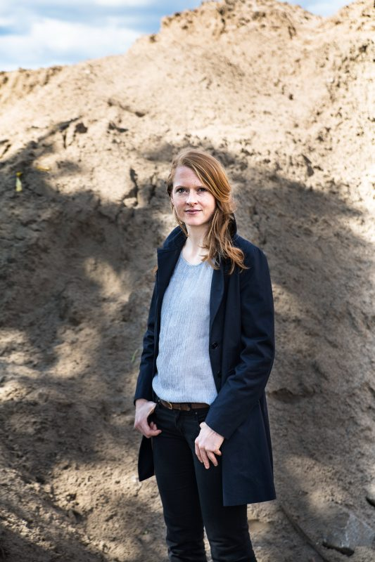 Anja Kampmann © Juliane Henrich