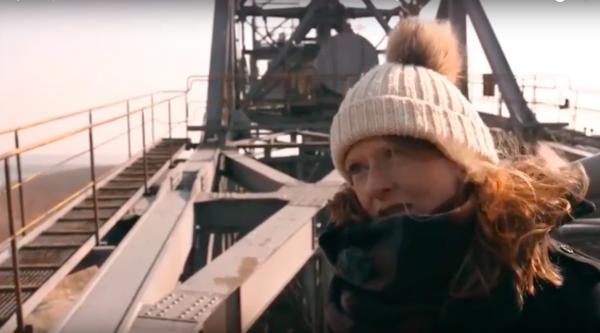 Videoportrait Anja Kampmann